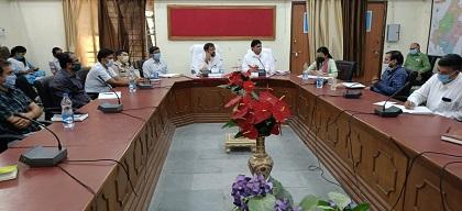 प्रधानमंत्री आवास योजना में सिरोही पंचायत समिति जिले में सबसे पीछे चल रही है : विधायक लोढा