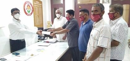 फुलेरा के ग्रामीणों ने पीएम फण्ड मे सहायता दी