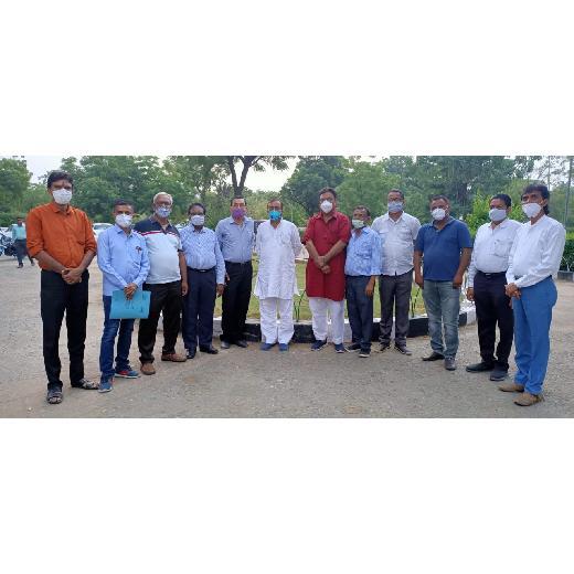कोविड सेवा समिति द्वारा कोविड महामारी में दिए सह्ययोग पर विधायक लोढा ने जताया आभार